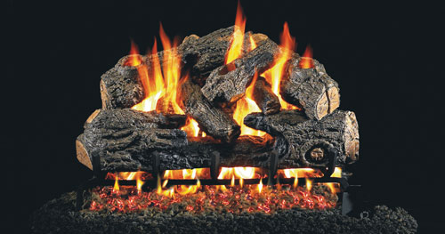 gas log fireplace shreveport bossier city