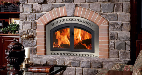 Glass Door Fireplace Shreveport Bossier