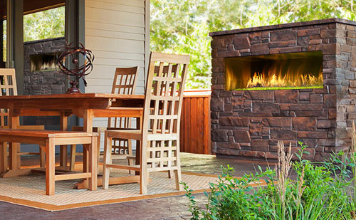 Outdoor Fireplaces Shreveport Bossier